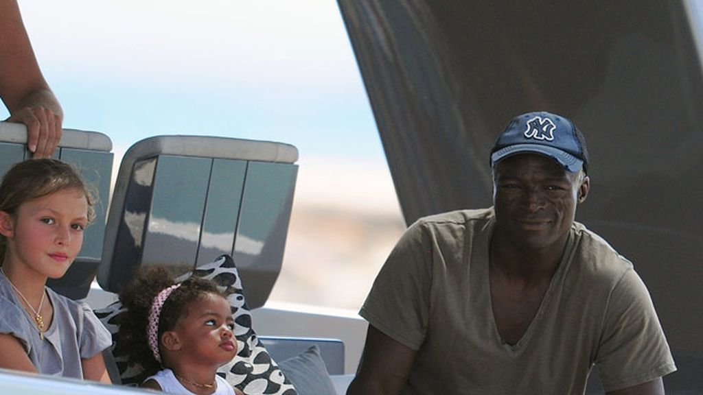 Seal, el marido de Heidi Klum, sano y salvo tras el traumatismo por caerse en el yate