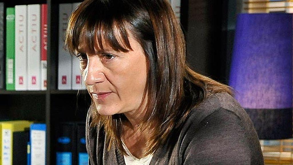 Blanca Portillo será Alba, una policía con desequilibrios psíquicos que busca venganza