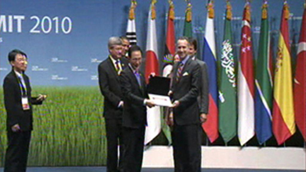 El G-20 solicita a los países a abstenerse de las devaluaciones competitivas