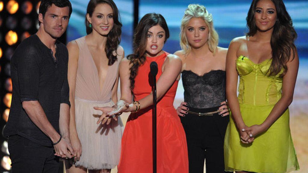Los premios Teen Choice