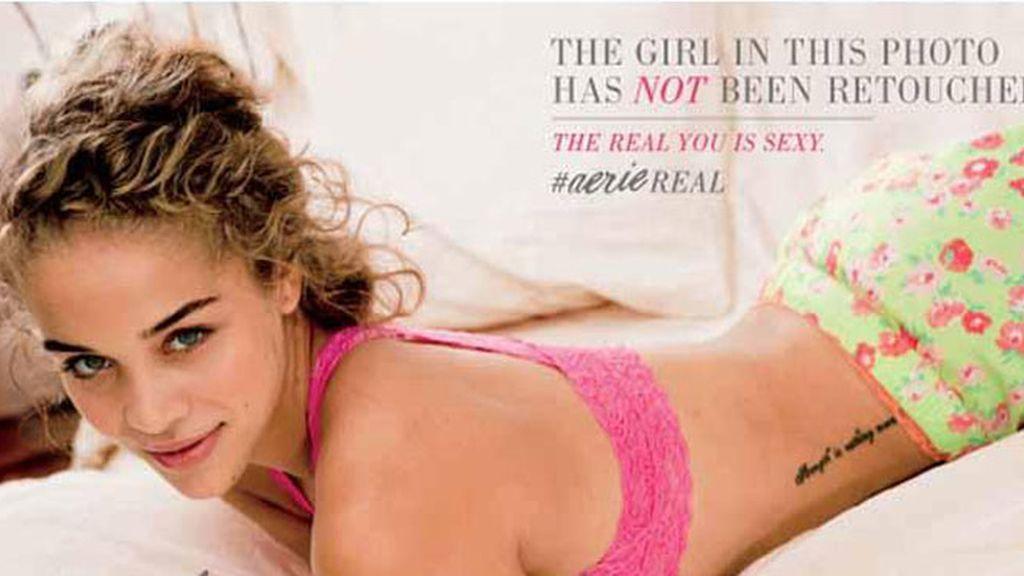 Publicidad con mujeres muy reales