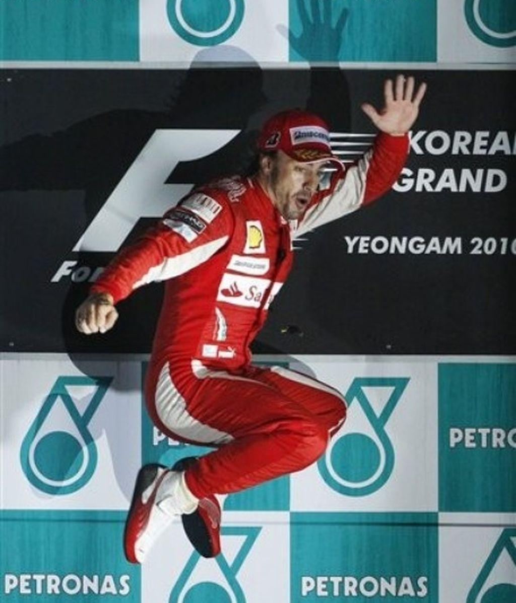 GP COREA: Alonso, más cerca de su tercer Mundial