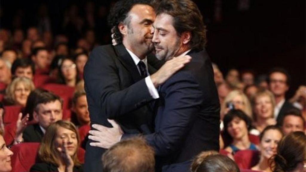 Javier Bardem, premiado en Cannes