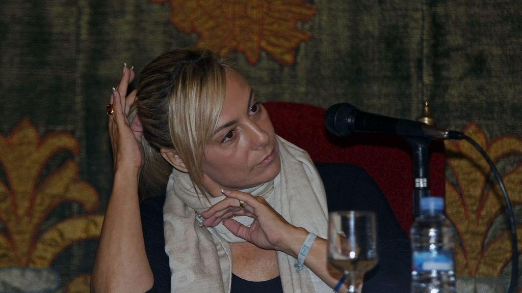 Sonia Castedo, alcaldesa de Alicante