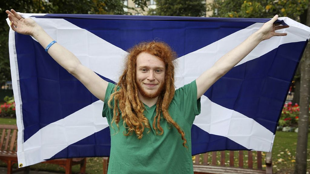 """""""Los escoceses deberíamos ocuparnos de nuestros propios asuntos"""""""