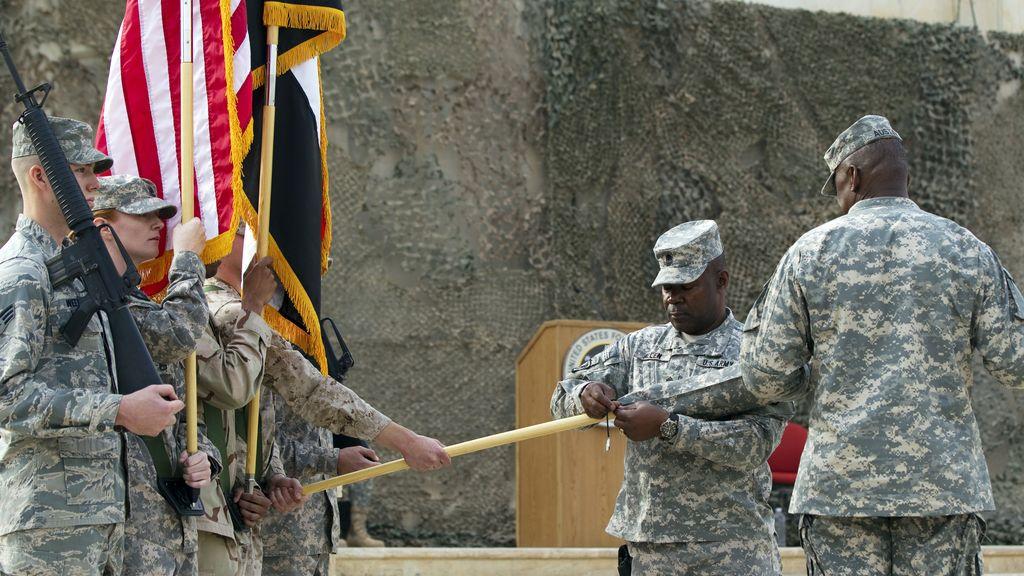 Retirada de las tropas de Irak