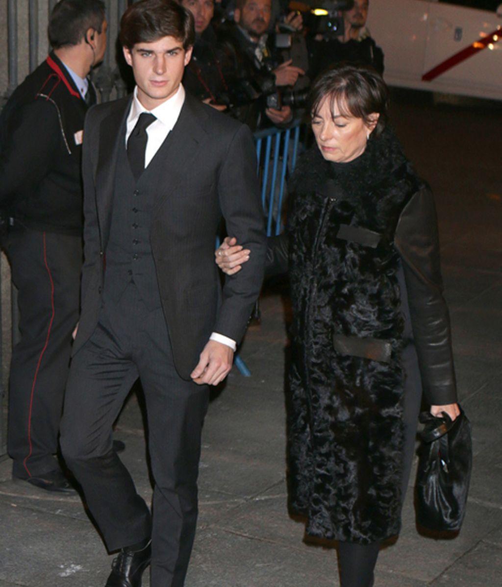 Misa funeral en Madrid por la Duquesa de Alba