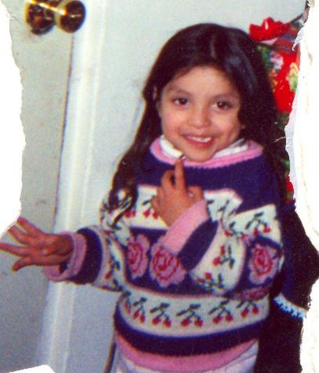 Andrea García Ramírez, DESAPARECIDA