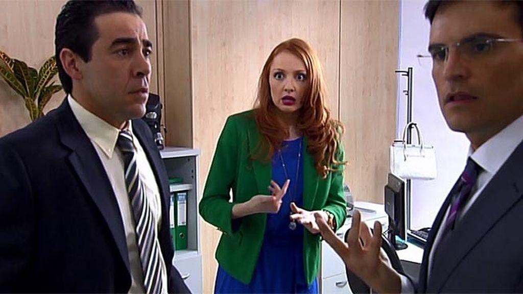 'El Cuqui' se siente atraído por Alejandra