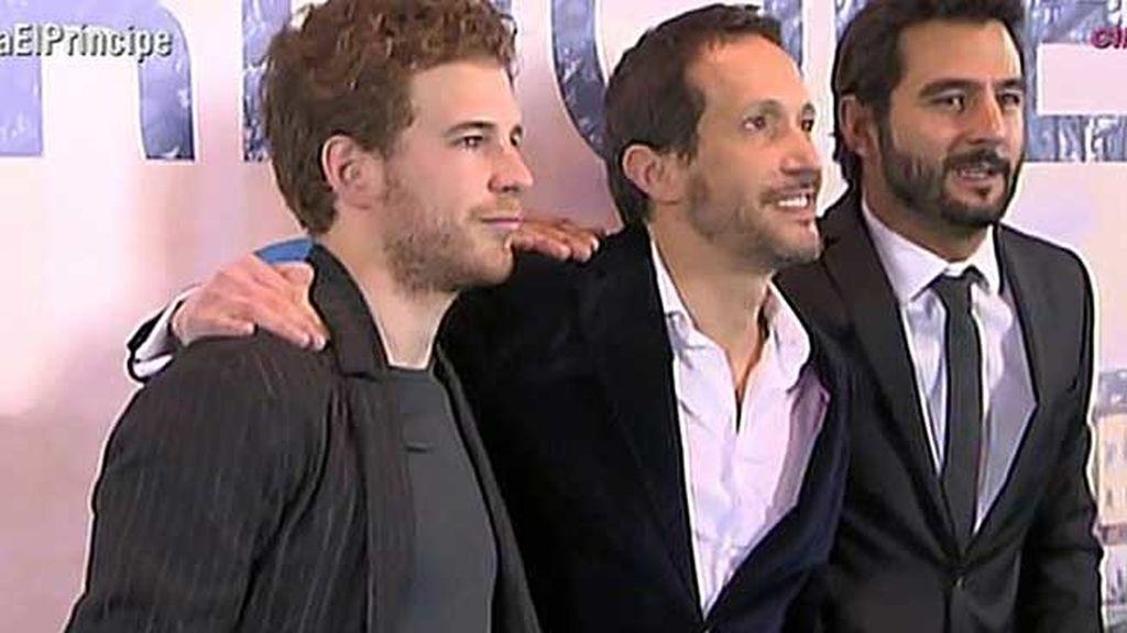 Muchos rostros conocidos han desfilado por los cines de Callao