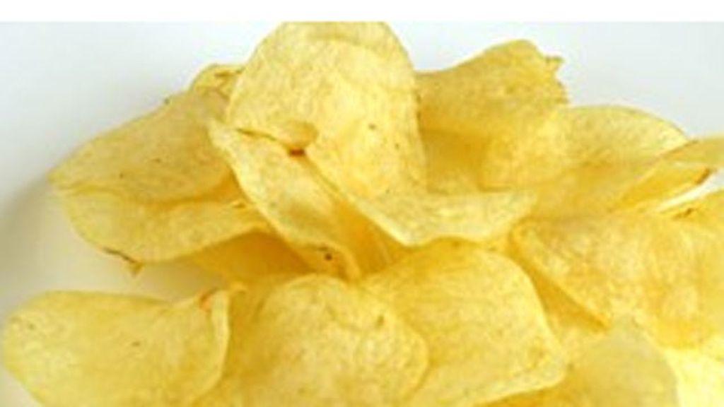Patatas fritas de bolsa