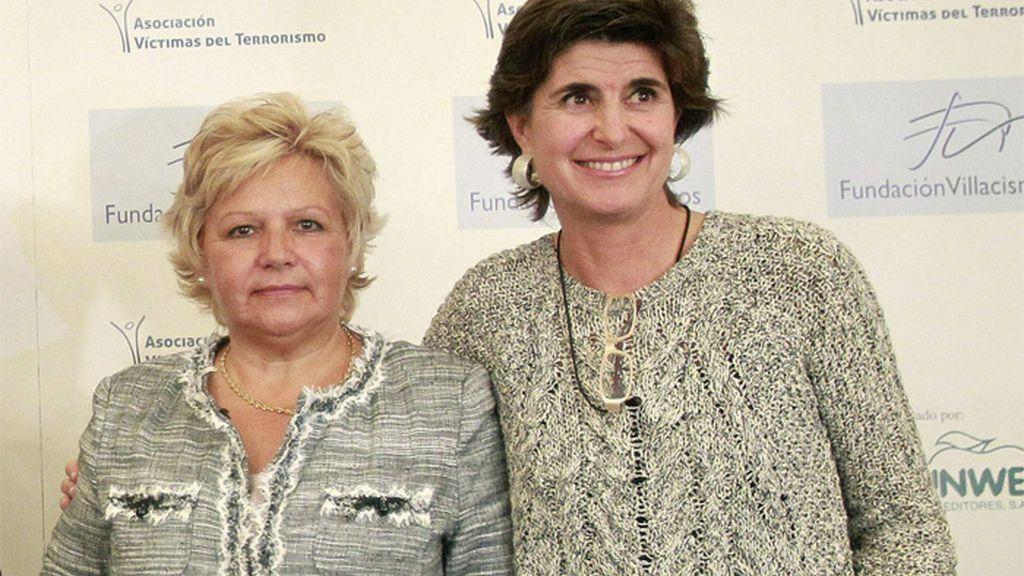 María San Gil y Ángeles Pedradaza