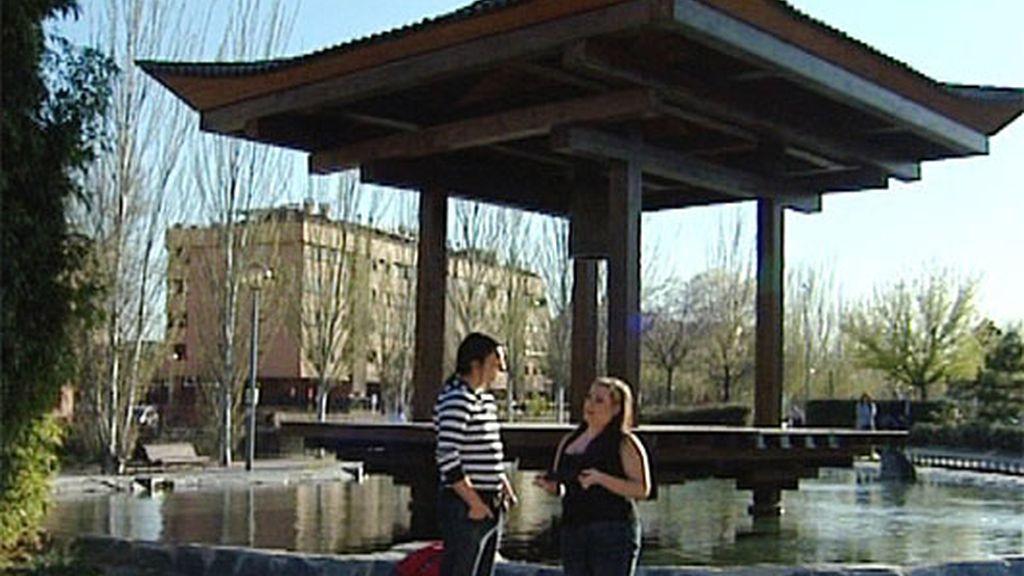 Maite y Cristian (27/04/10)