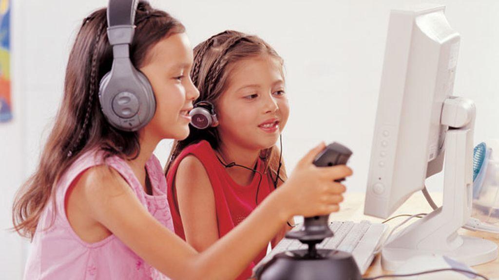 mujeres, niñas, videojuegos