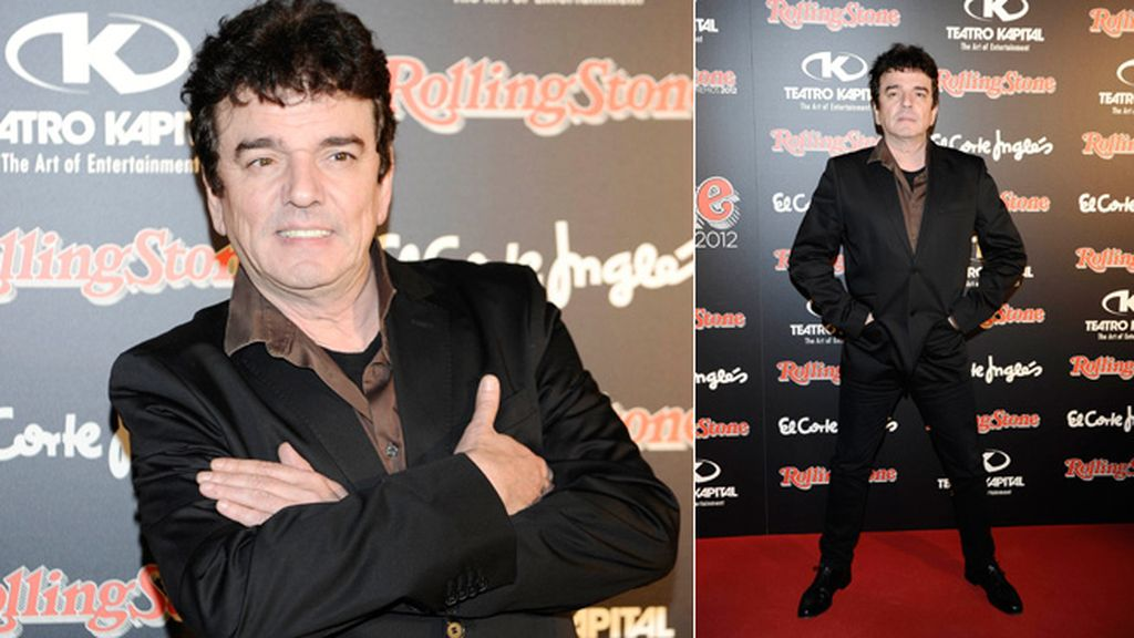 Jaime Urrutia, premio al más elegante del Rock