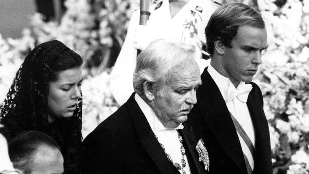 La vida de Alberto de Mónaco, en imágenes
