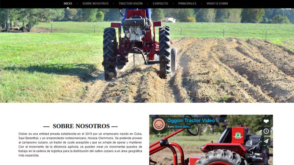 Página web de Cleber LLC