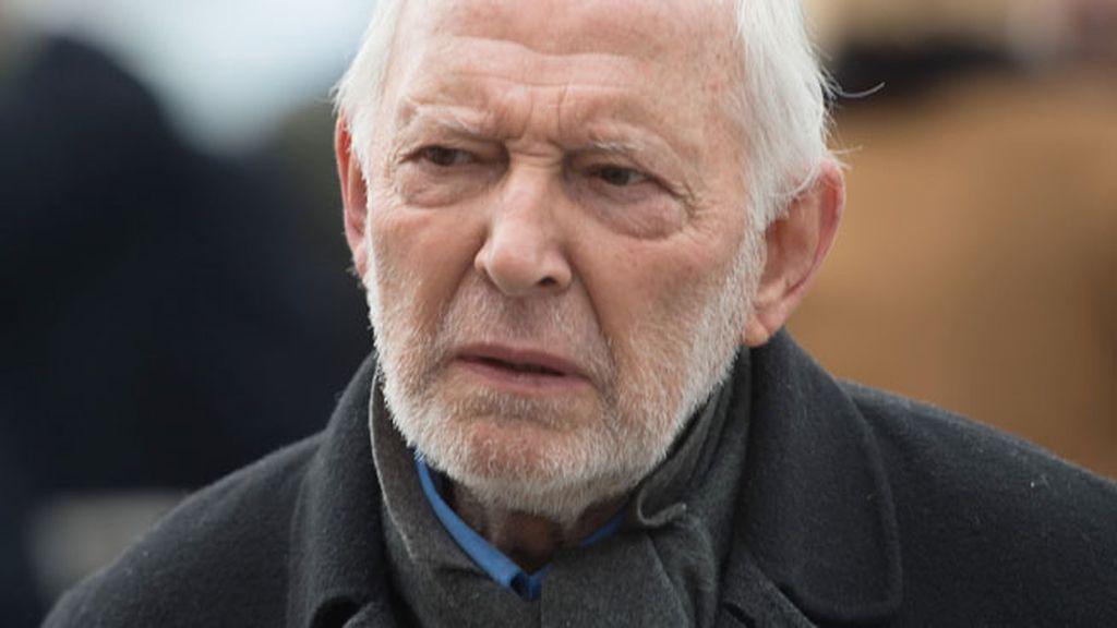 Su amigo, el actor Álvaro de Luna