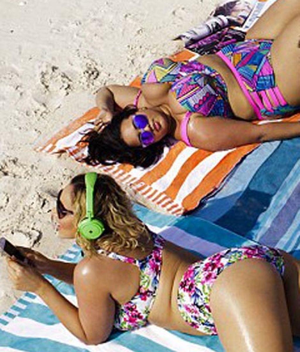 Nueva temporada de bikinis para tallas grandes