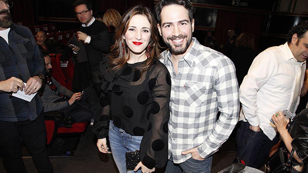 Ruth Núñez y Alejandro Tous