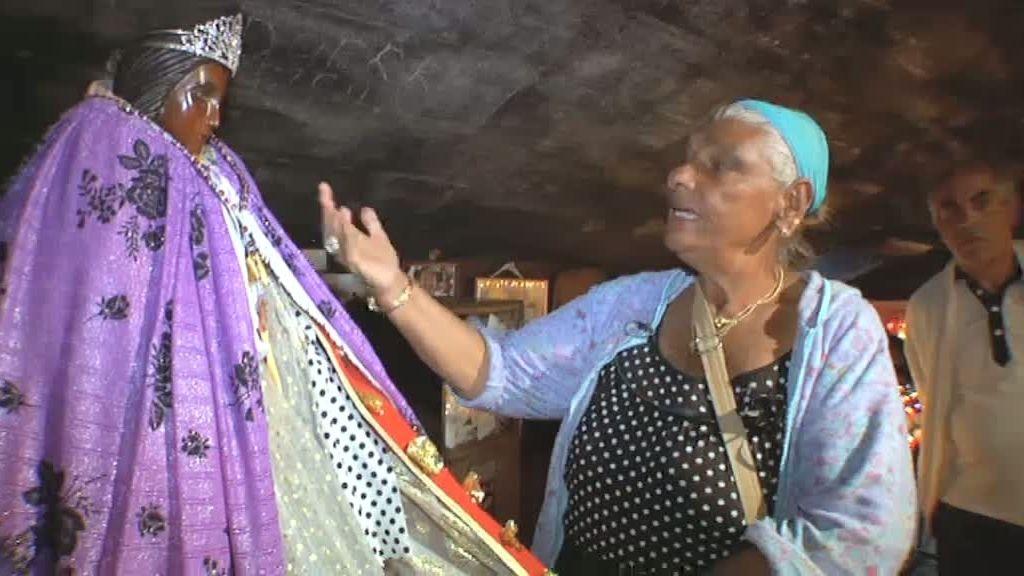 La patrona universal del pueblo gitano