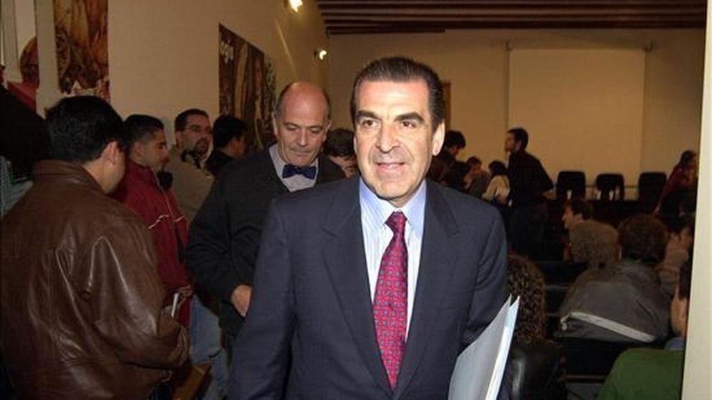 El las primarias de las coalición gubernamental, Eduardo Frei (en la foto), ex presidente (1994-2000) y senador de la Democracia Cristiana (DC), obtuvo el 64,06% de los votos, frente al 35,94% de José Antonio Gómez, con el 69,44% escrutado. EFE/Archivo