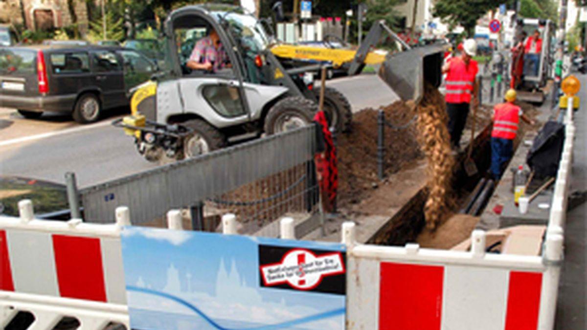 Los trabajos para implantar esta conexión ya han comenzado. Foto:CityNetCologne.net