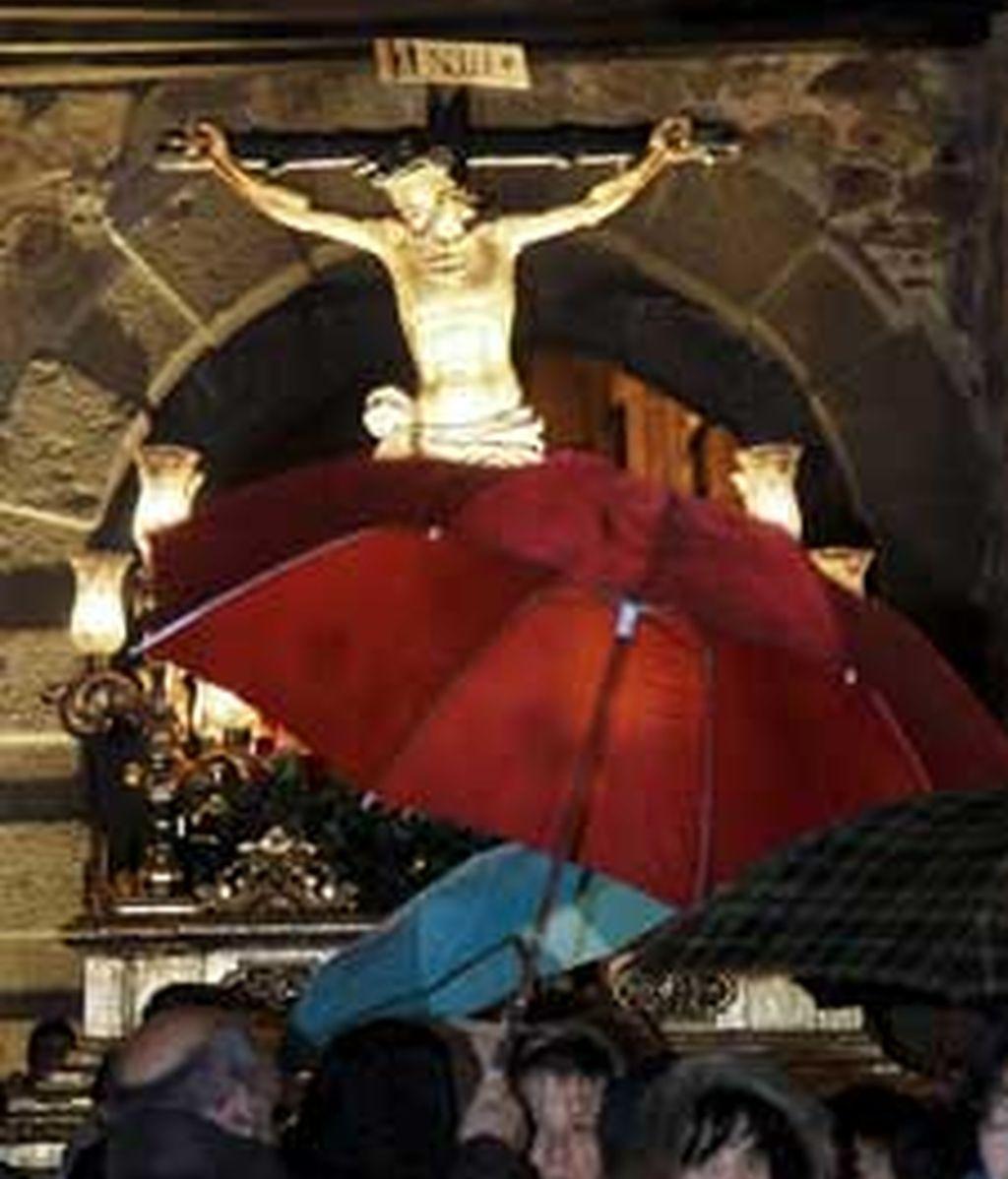 Las procesiones laicas de L'Hospitalet, suspendidas. Vídeo: ATLAS