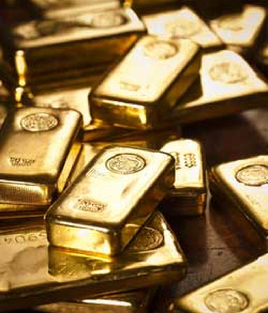 Las fuerte subida de oro ya ha superado los 1.700 dólares. FOTO: EFE