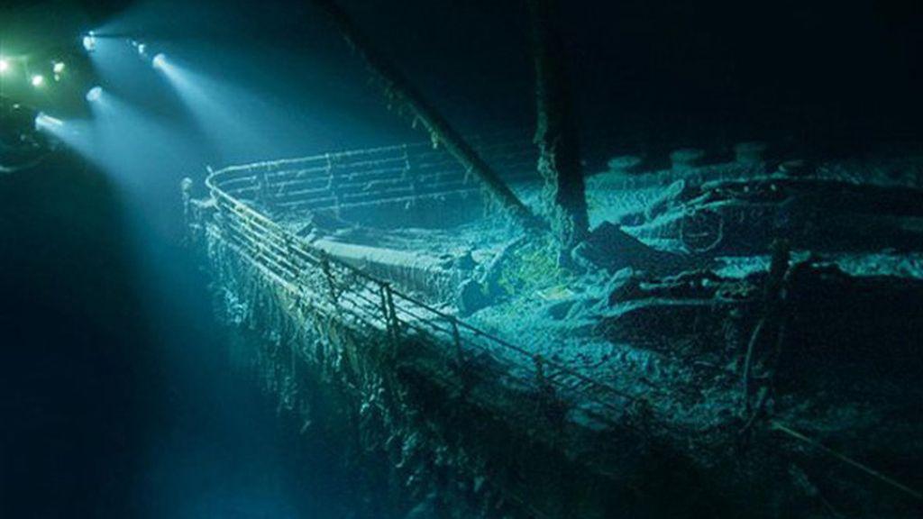 El Titanic 100 años después
