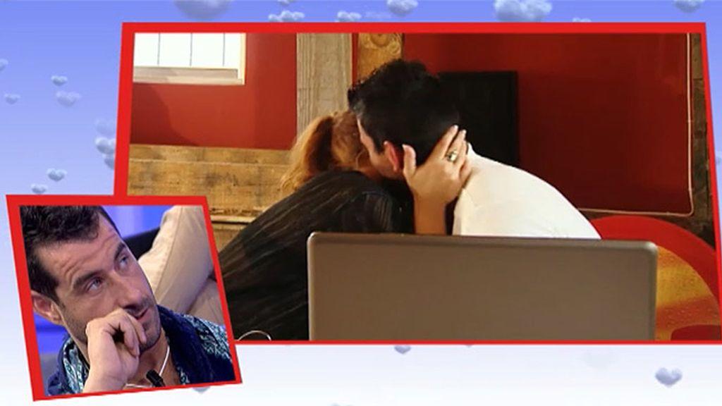 Nano se gana los besos de Gina