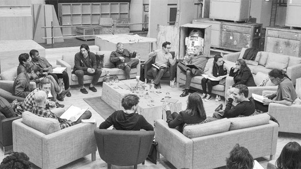 Star Wars VII confirma su reparto con Andy Serkis, Oscar Isaac y Max Von Sydowasd