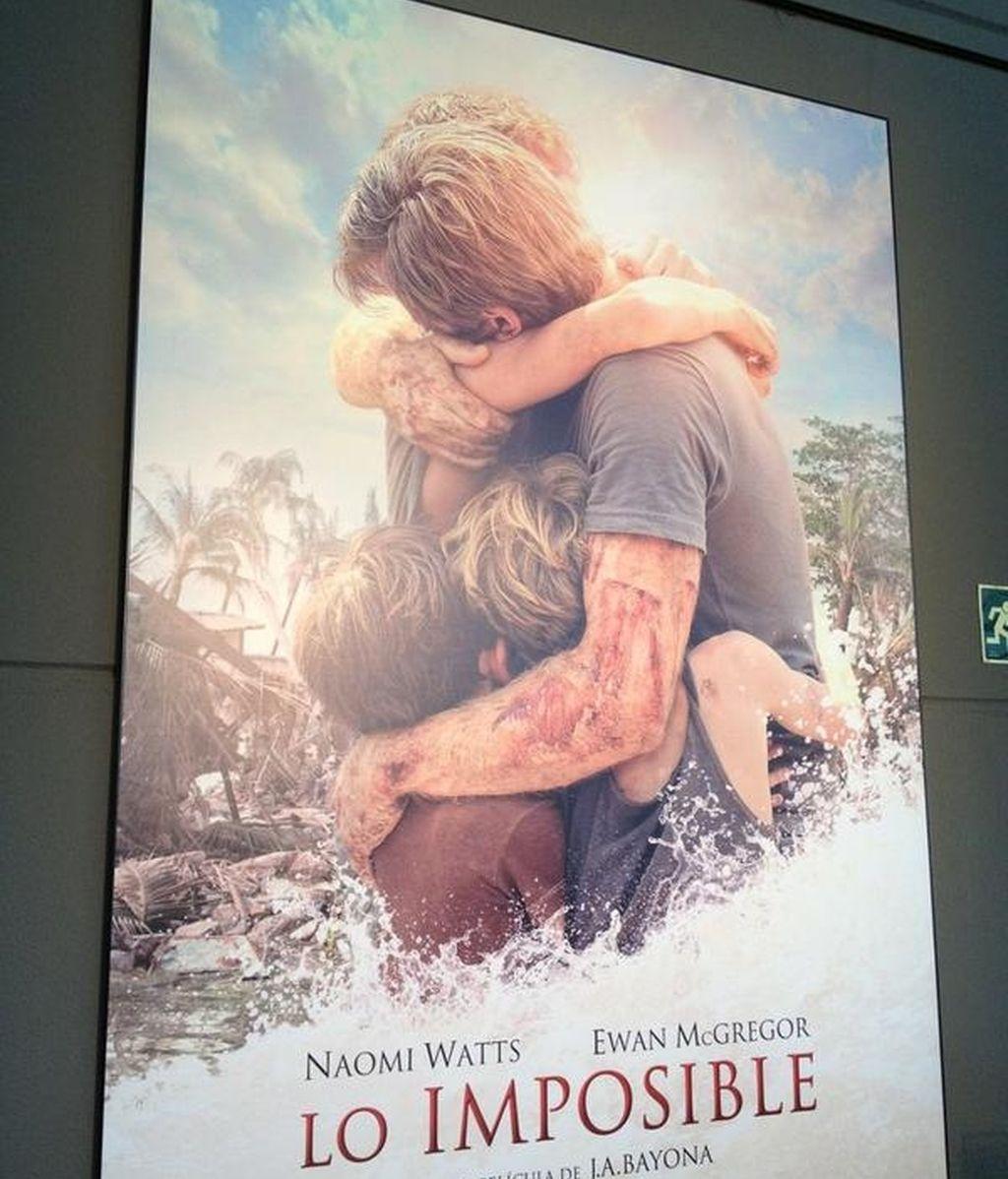 El gran estreno de 'Lo imposible', en imágenes