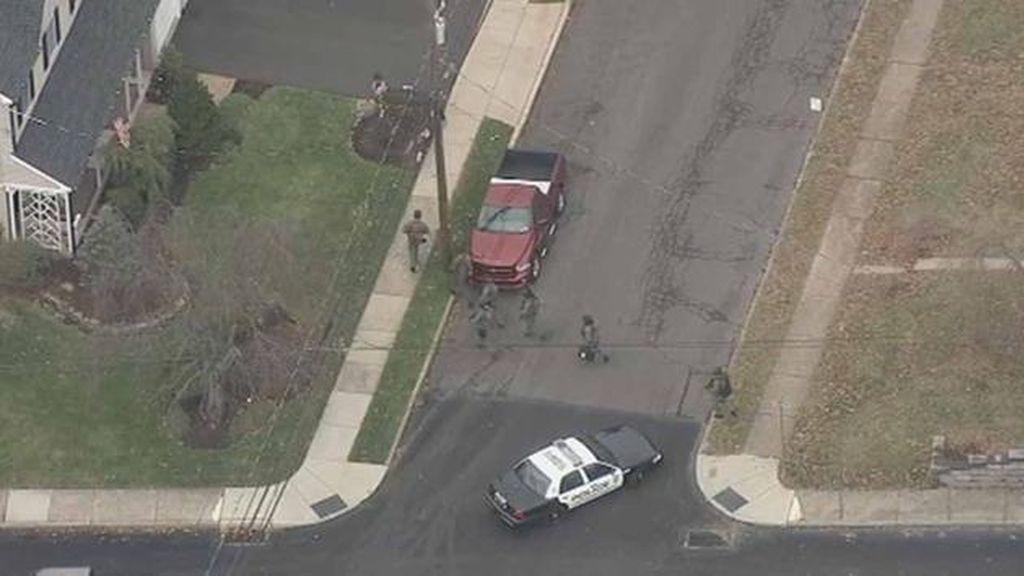 Al menos cinco muertos por una cadena de tiroteos cerca de Filadelfia