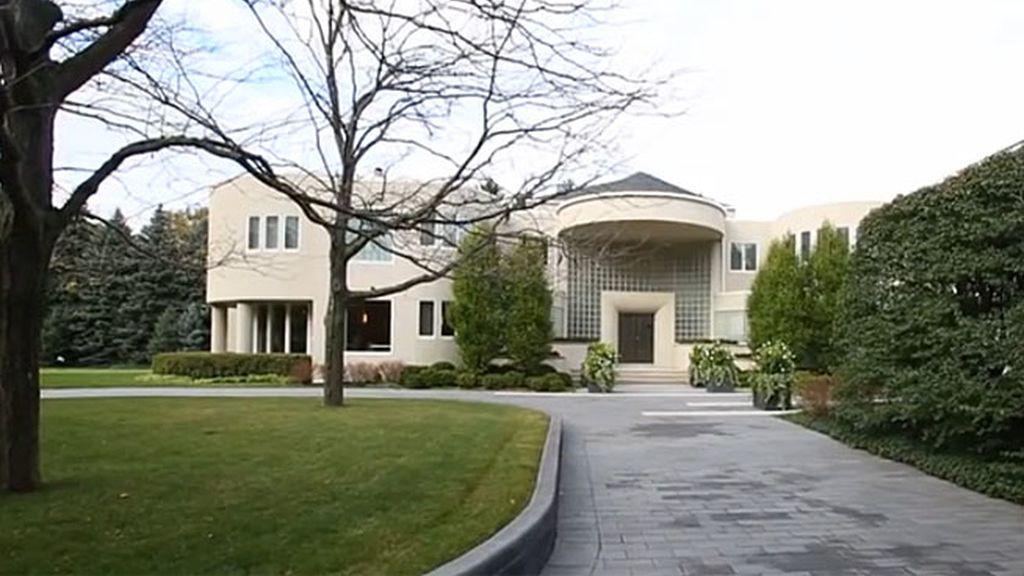 Así es la casa de Michael Jordan