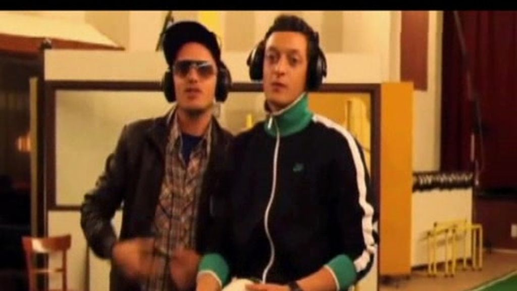 El rap de Özil