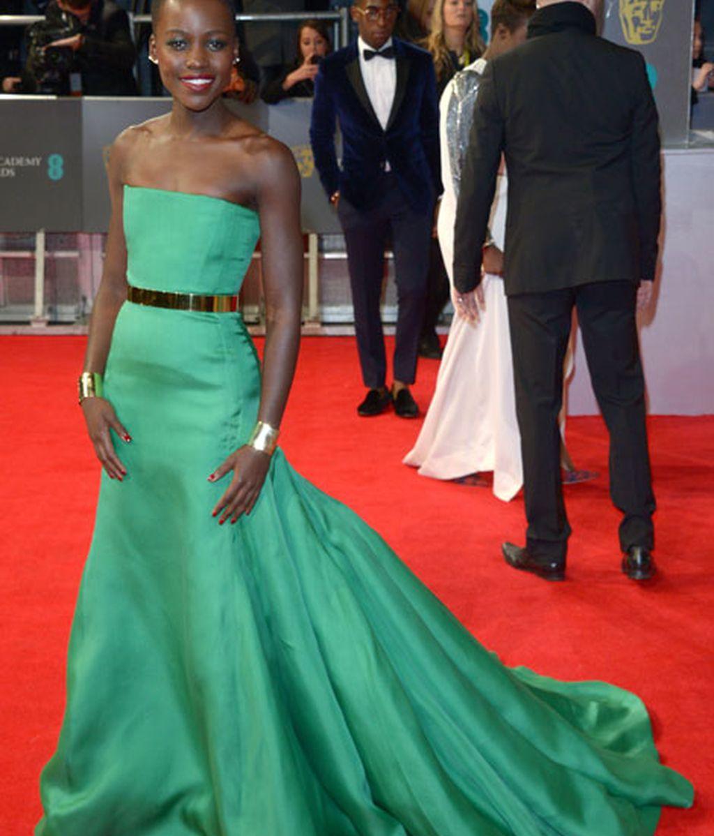 Lupita Nyong'o, favorita protagonista de '12 años de esclavitud'