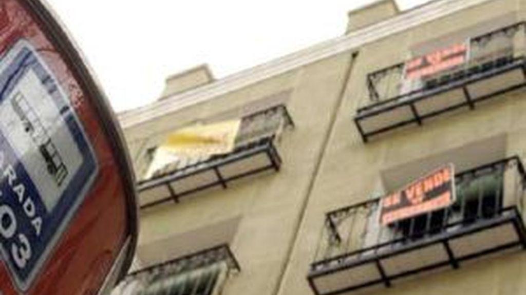 La compraventa de vivienda descendión un 27'7% en octubre. Foto: EFE