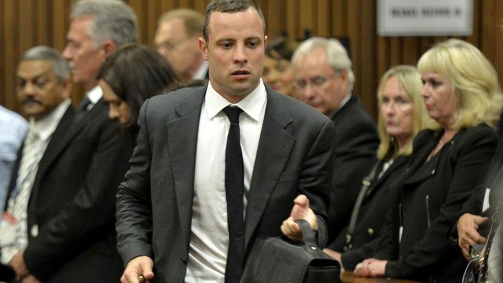 Empieza el juicio contra Óscar Pistorius