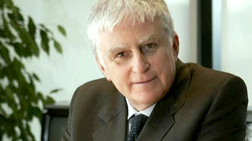 Paolo Vasile, consejero delegado de Telecinco.