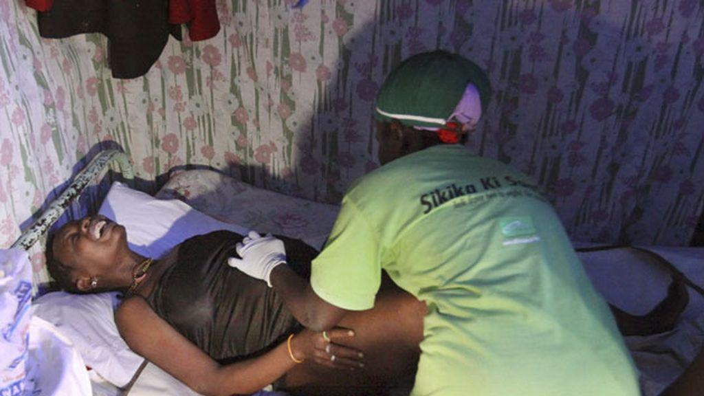 Dolor en el parto