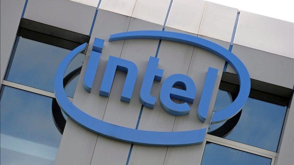 Intel difundió sus números tan sólo tres días después de que anunciara que pagará 1.500 millones de dólares a Nvidia para acabar con una disputa sobre licencias que mantenían enfrentadas a ambas empresas. EFE/Archivo