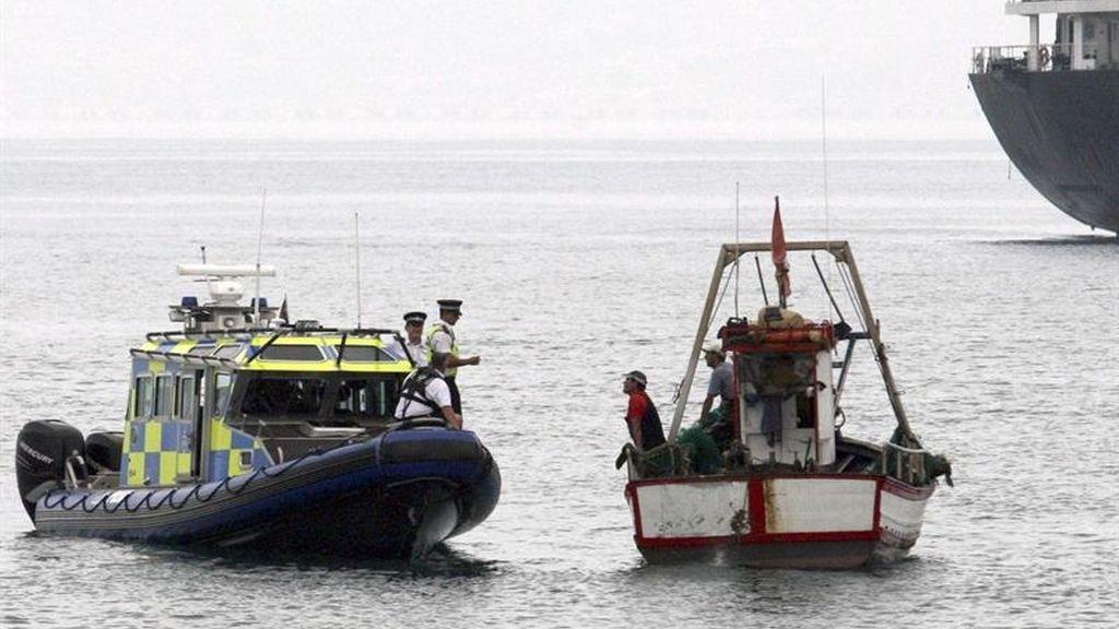 Barco, pesquero, Divina providencia, gibraltar,