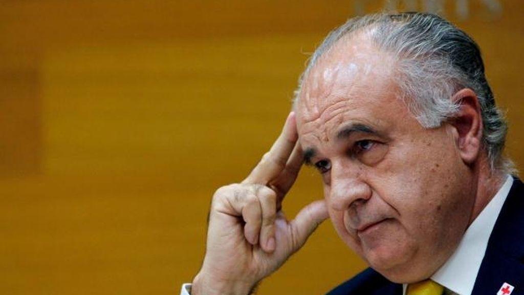 El portavoz del PP en las Cortes valencianas, Rafael Blasco