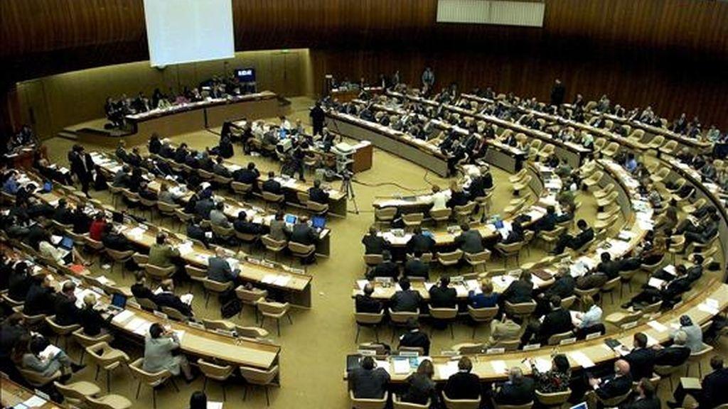 La Asamblea General de Naciones Unidas