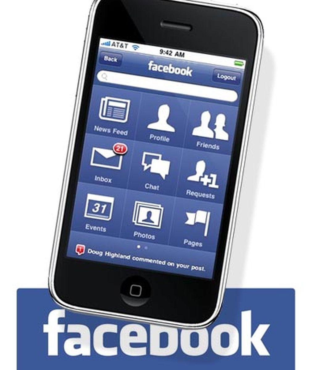 Aplicaciones para móvil de Facebook