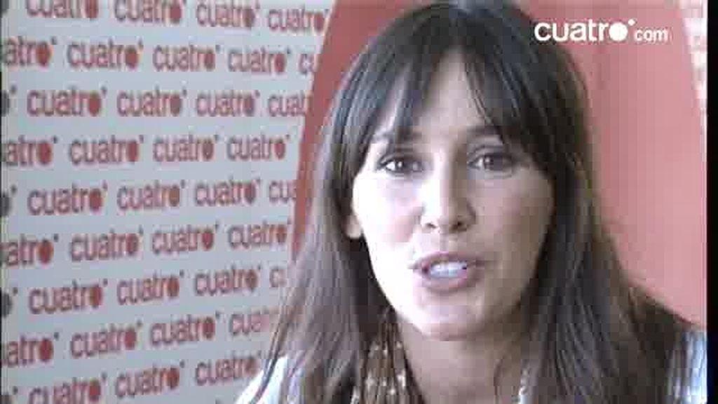 EXCLUSIVA: Adela Úcar se presenta en cuatro.com