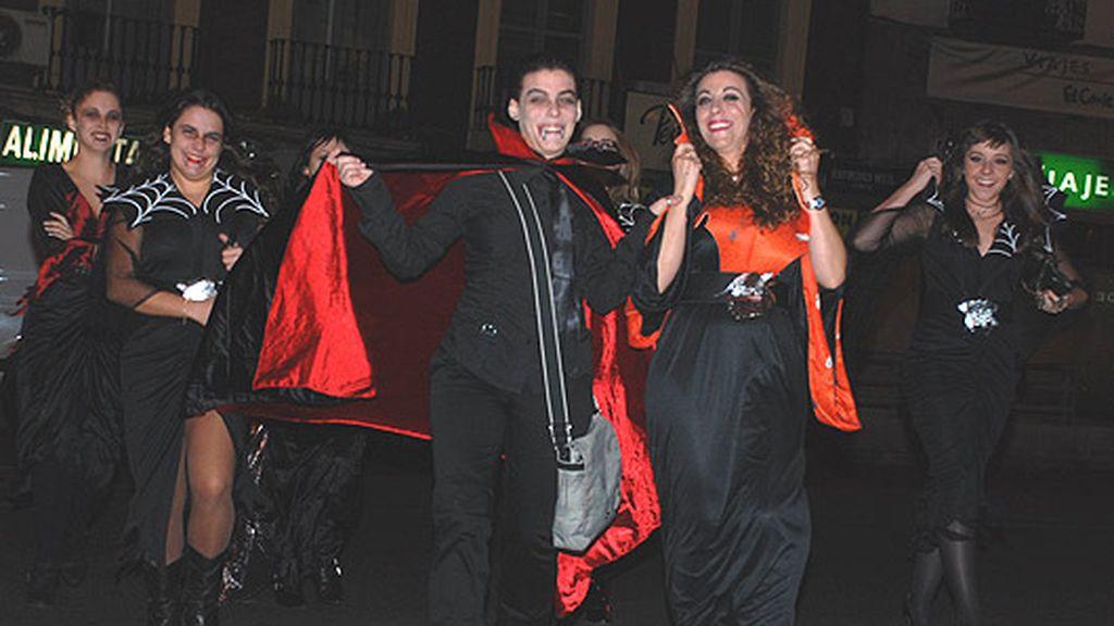 Vampiros de GH en Kapital II