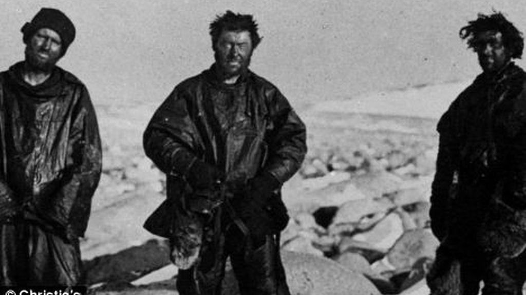 Roald Amundsen: 100 años de la conquista del Polo Sur