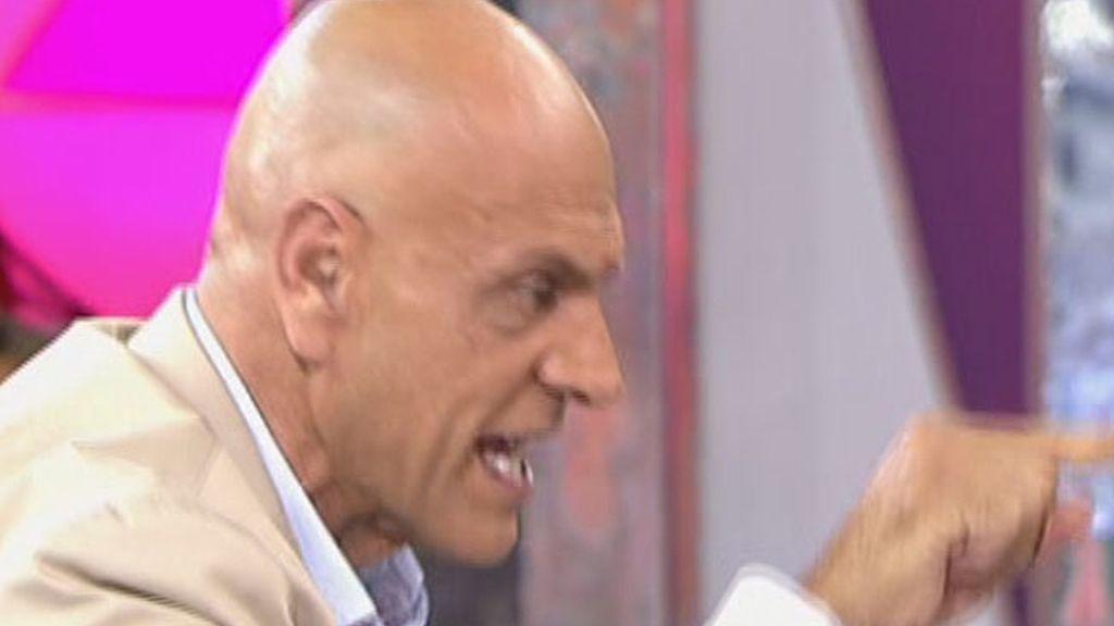 Luis Rollán se enfrenta a sus compañeros